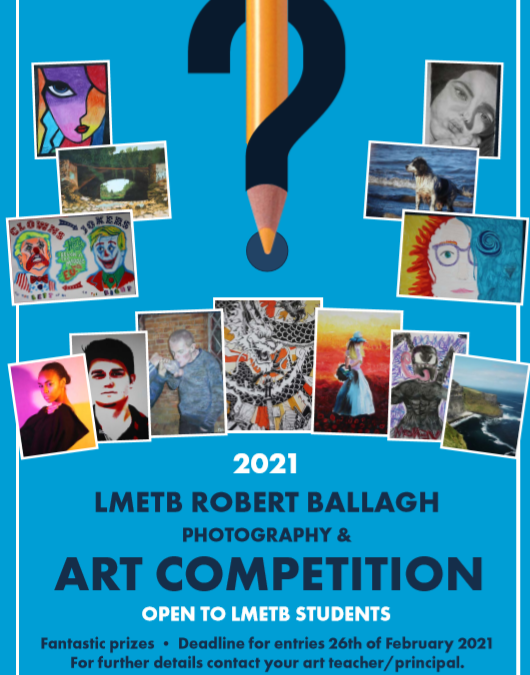 LMETB Robert Ballagh Art Competiton