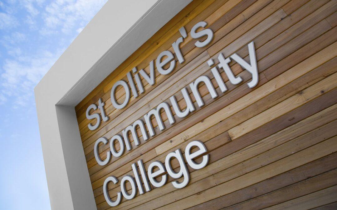 Major extension planned for St Oliver's